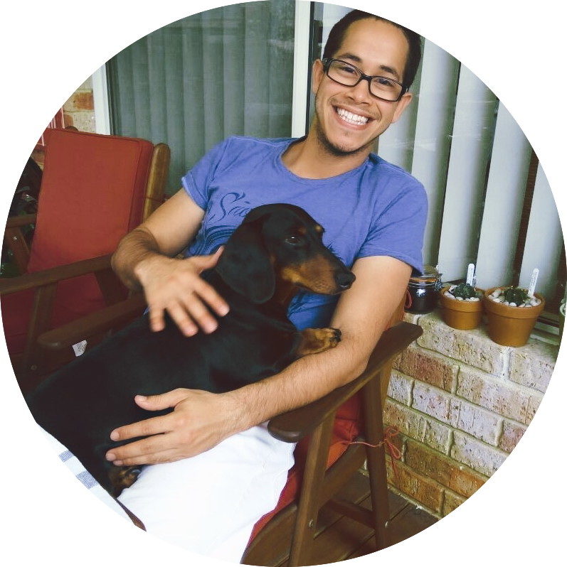 House and Pet Sitter Caio